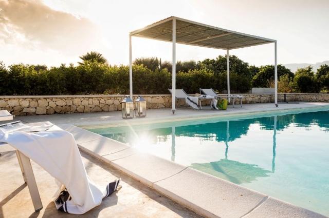 Zeer Luxe Villa Zwembad Zee Sicilie 4