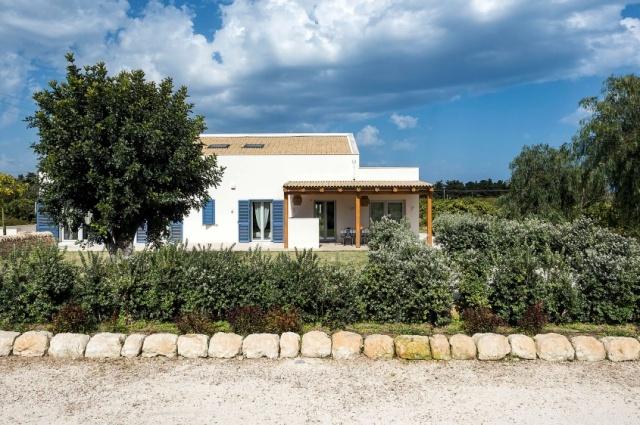 Zeer Luxe Villa Zwembad Zee Sicilie 8