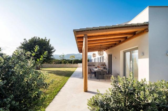 Zeer Luxe Villa Zwembad Zee Sicilie 9