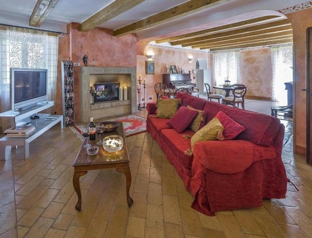 Zeer Luxe Villa Voor 14p Met Pool Le Marche 15