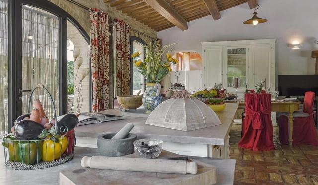 Zeer Luxe Villa Voor 14p Met Pool Le Marche 20