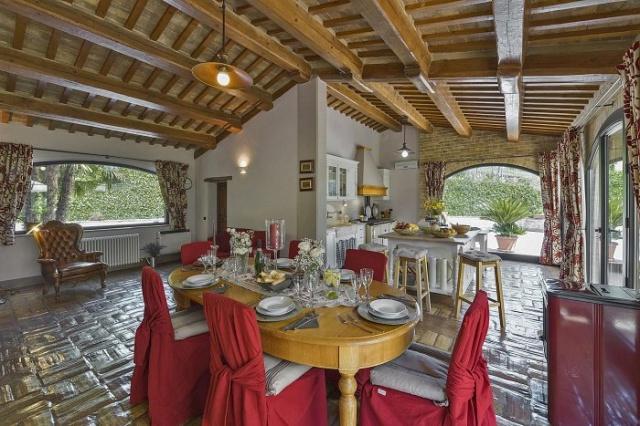 Zeer Luxe Villa Voor 14p Met Pool Le Marche 24