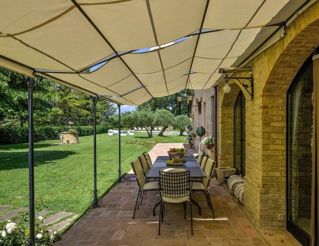 Zeer Luxe Villa Voor 14p Met Pool Le Marche 28