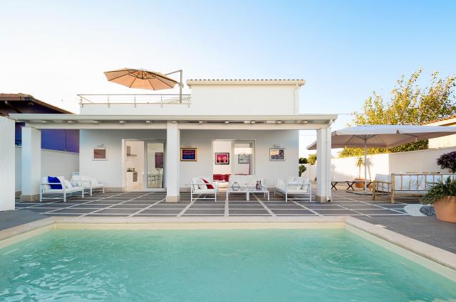 Zuid Oost Sicilie Villa 150m Van Zee 11