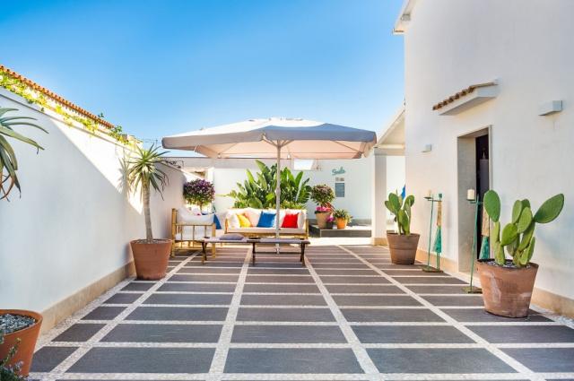 Zuid Oost Sicilie Villa 150m Van Zee 14