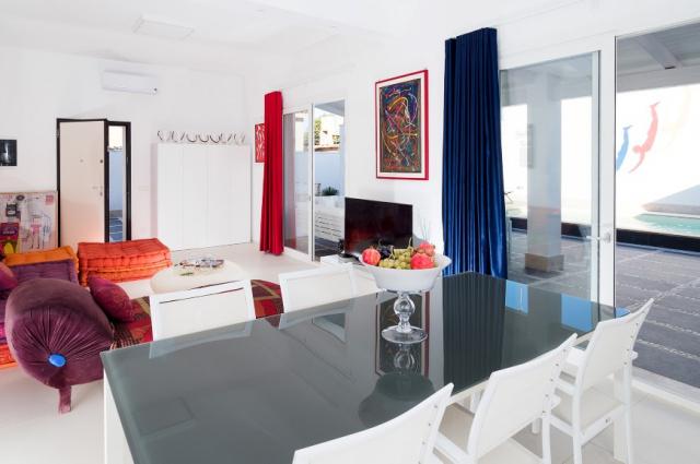 Zuid Oost Sicilie Villa 150m Van Zee 23