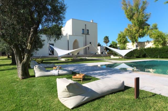 Zuid Puglia Luxe Villa Groot Zwembad 19 Personen 2