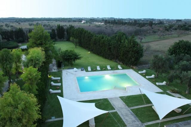 Zuid Puglia Luxe Villa Groot Zwembad 19 Personen 9