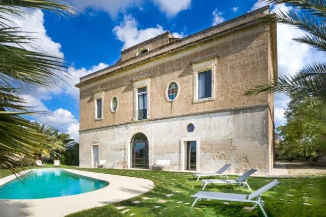 Zuid Puglia Originele Tenuta Zwembad 1