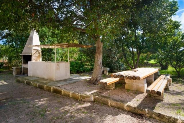 Zuid Puglia Originele Tenuta Zwembad 17