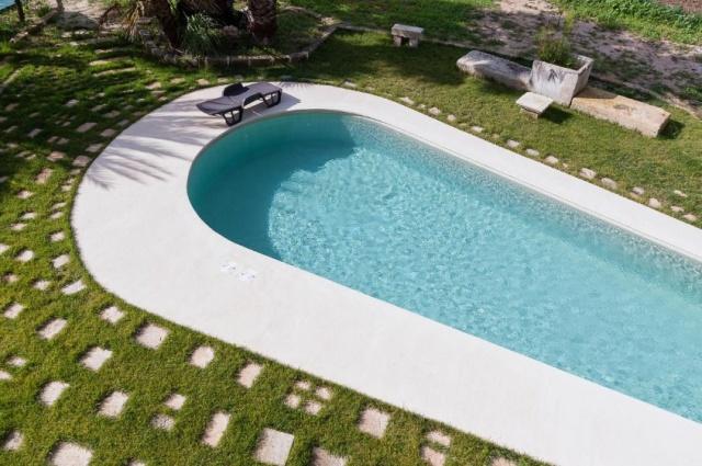 Zuid Puglia Originele Tenuta Zwembad 2
