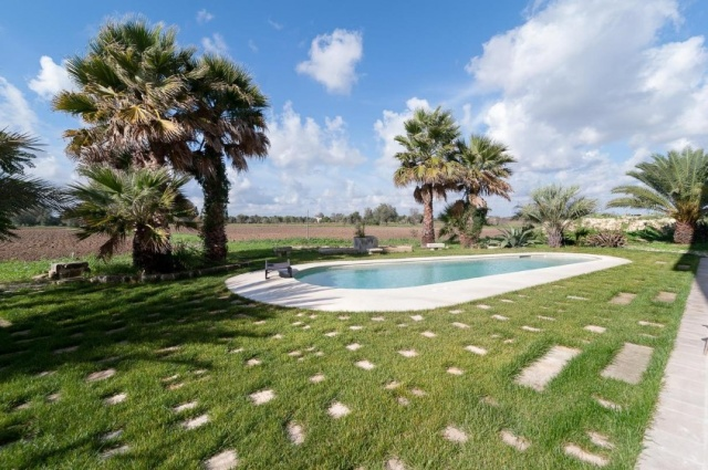 Zuid Puglia Originele Tenuta Zwembad 26