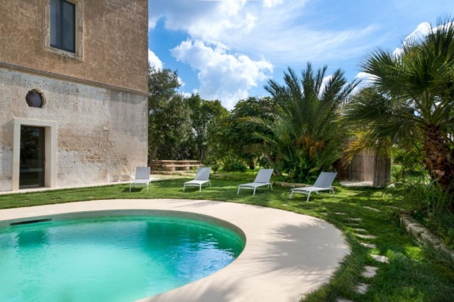 Zuid Puglia Originele Tenuta Zwembad 5