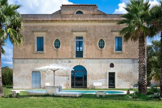Zuid Puglia Originele Tenuta Zwembad 6