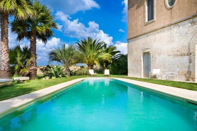 Zuid Puglia Originele Tenuta Zwembad 7