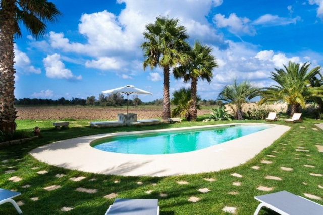 Zuid Puglia Originele Tenuta Zwembad 8