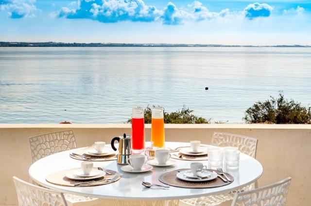 Zuid Sicilie Villa Direct Aan Zee 1
