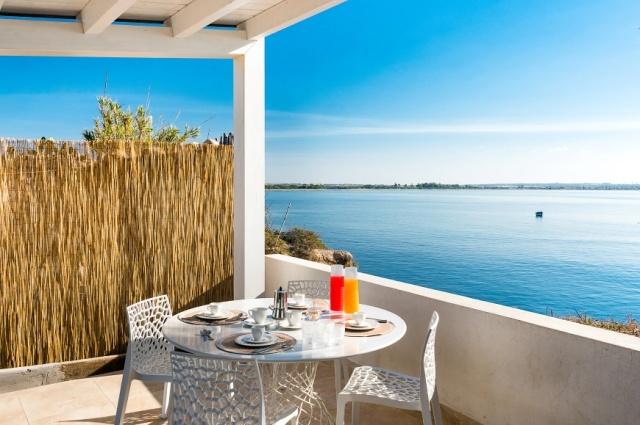 Zuid Sicilie Villa Direct Aan Zee 2