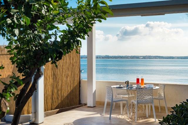 Zuid Sicilie Villa Direct Aan Zee 3