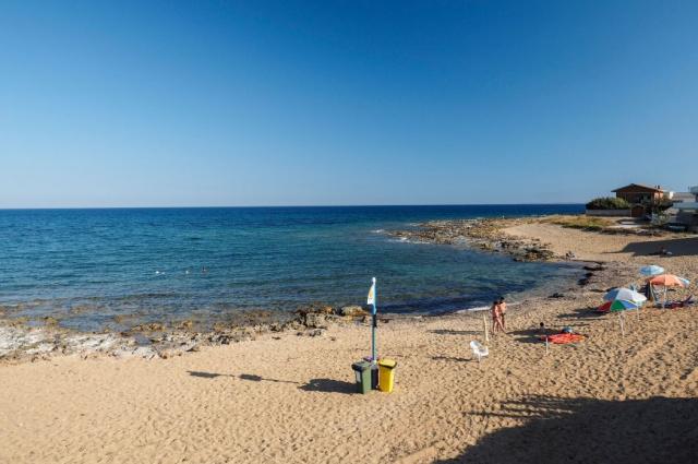 Zuid Sicilie Appartement Direct Aan Zee En Strand 1