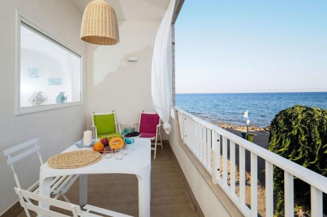 Zuid Sicilie Appartement Direct Aan Zee En Strand 14