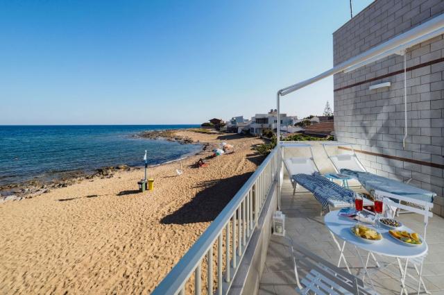 Zuid Sicilie Appartement Direct Aan Zee En Strand 2