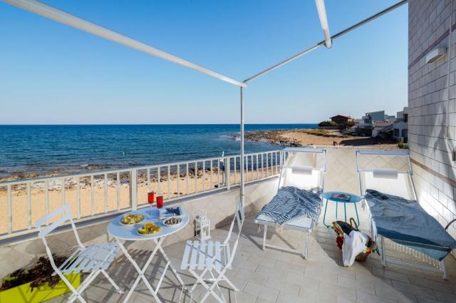 Zuid Sicilie Appartement Direct Aan Zee En Strand 3