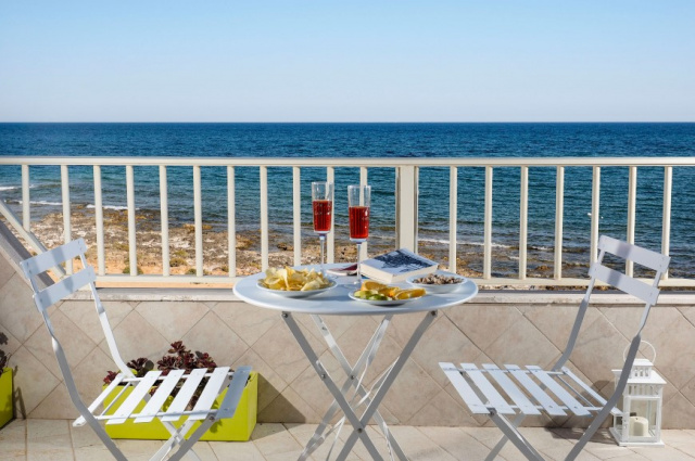 Zuid Sicilie Appartement Direct Aan Zee En Strand 5