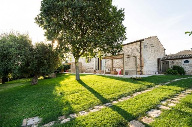 Zuid Sicilie Villa Met Infinity Zwembad 9