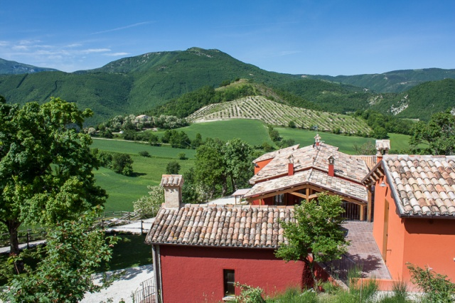 Zwembad Agriturismo Le Marche 1