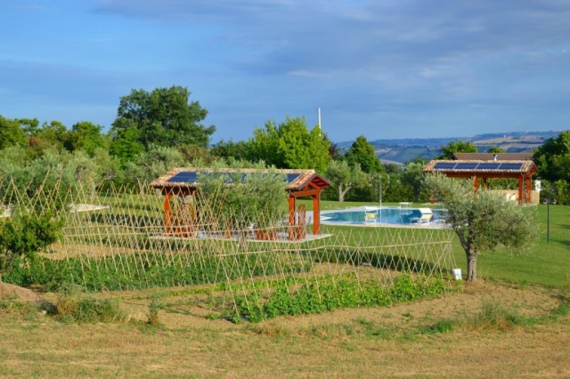 Abruzzo App In Kleinschalig Residence Met Rest En Zwembad 1