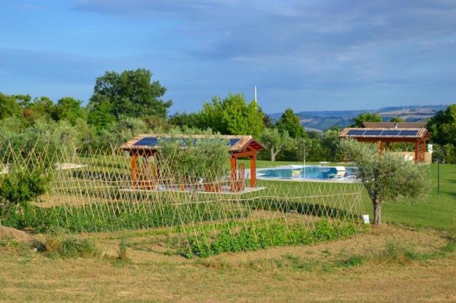 Abruzzo Residence Met Appartementen Restaurant En Zwembad 1
