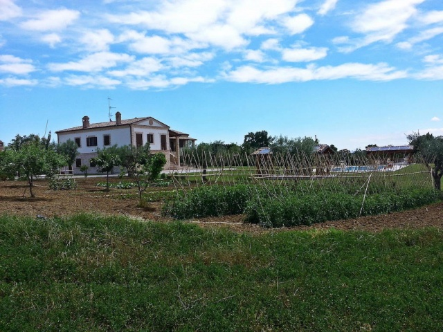 Abruzzo Residence Met Appartementen Restaurant En Zwembad 14