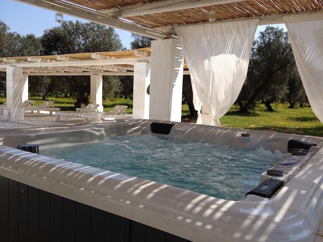 App B In Masseria Met Zwembad En Jacuzzi Taranto 4
