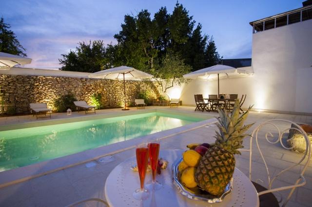 App Salento Gedeeld En Verwarmd Zwembad Puglia 22