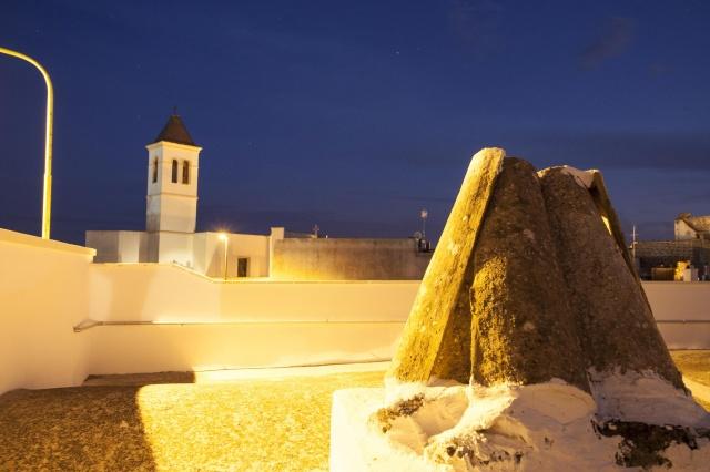 App Salento Gedeeld En Verwarmd Zwembad Puglia 27