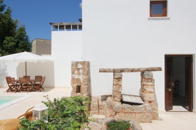 App Salento Gedeeld En Verwarmd Zwembad Puglia 7