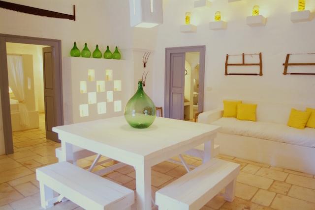 Appartement A In Masseria Met Zwembad En Jacuzzi Taranto 9