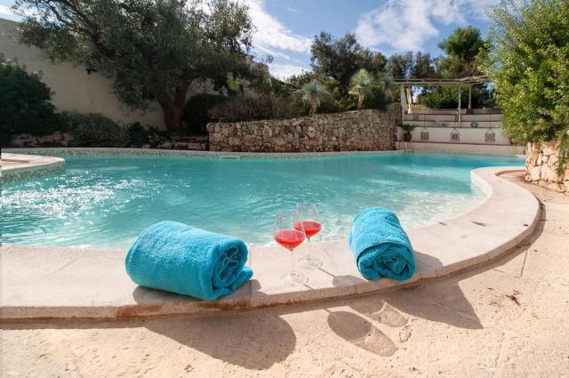 Appartement Met Gedeeld Zwembad In Lecce Torre Suda 1