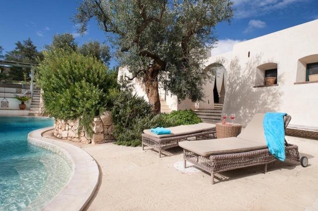 Appartement Voor 4p Met Gedeeld Zwembad Lecce 14