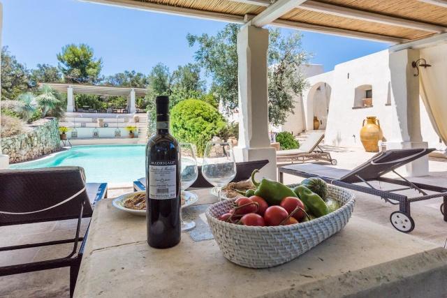 Appartement Voor 4p Met Gedeeld Zwembad Lecce 16