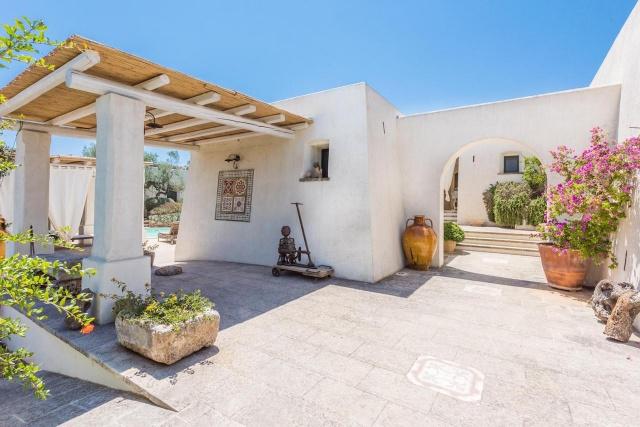Appartement Voor 4p Met Gedeeld Zwembad Lecce 17