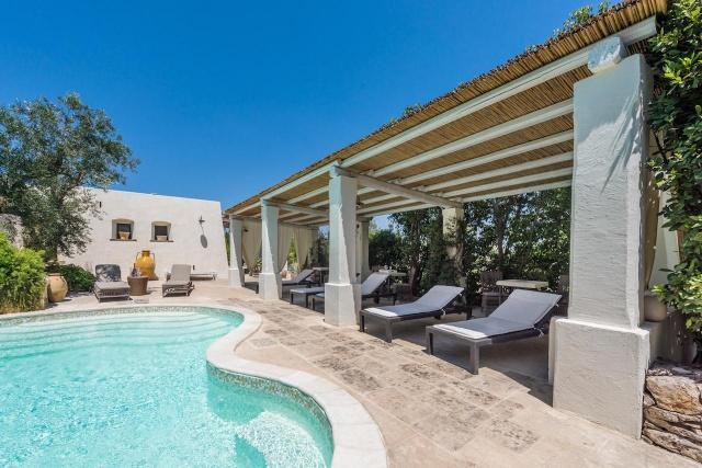 Appartement Voor 4p Met Gedeeld Zwembad Lecce 3