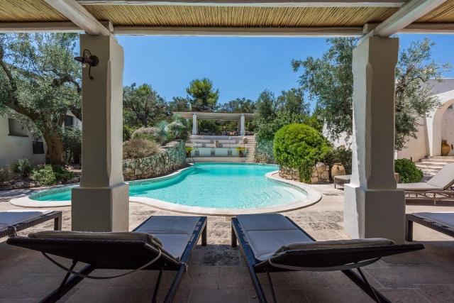 Appartement Voor 4p Met Gedeeld Zwembad Lecce 4