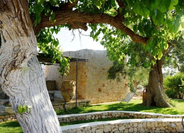 Atrullo Op Vakantieparkje Puglia