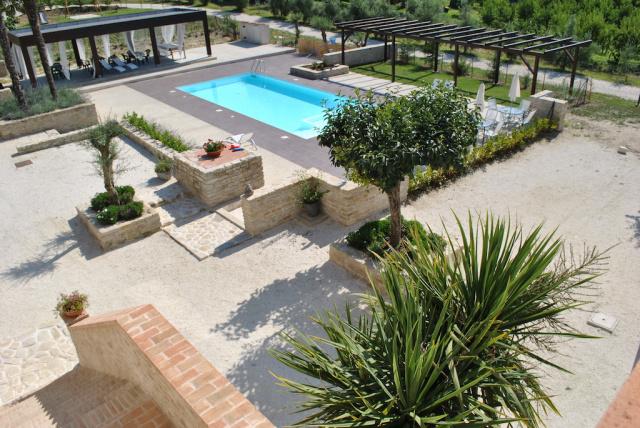 Bovenwoning Met Groot Balkon Agriturismo Met Zwembad 1