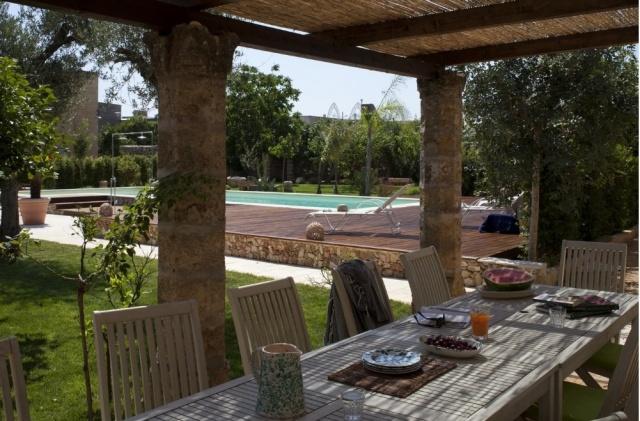 Bovenwoning Patu Zuid Puglia Met Zwembad 5