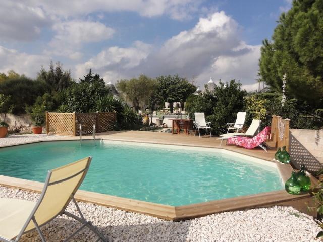 Complex Trullo Zwembad Alberobello Puglia 1
