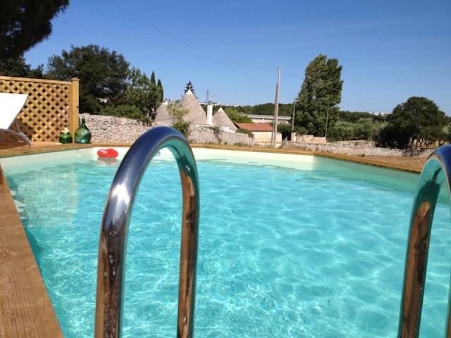 Complex Trullo Zwembad Alberobello Puglia 2