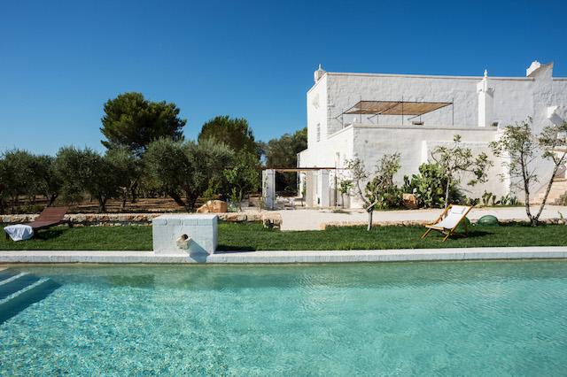 Conversano Luxe Masseria Met Prive Zwembad Puglia 1